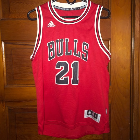 online store 8f455 69e73 Adidas Youth Chicago Bulls Butler Jersey